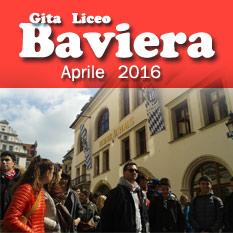 Gita Liceo 2016: Monaco e Baviera