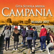 Gita Scuola Media 2017: Campania